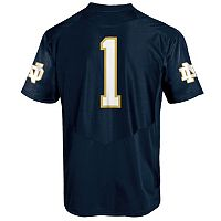 Men's Under Armour Notre Dame Fighting Irish Replica Football Jersey