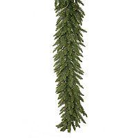 Vickerman 50-ft. Pre-Lit Camden Fir Artificial Christmas Garland