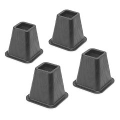 Whitmor 4-pack Bed Risers