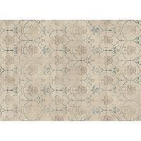 Ruggable® Washable Leyla Vintage Floral 2-pc. Indoor Outdoor Rug System - 5' x 7'