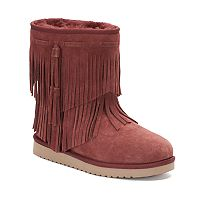 Koolaburra by UGG Cable Short Women's Winter Boots