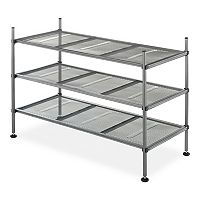 Whitmor 3-Shelf Mesh Unit