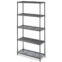 Whitmor 5-Tier Mesh Storage Shelf