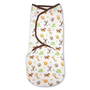 Summer Infant SwaddleMe Jungle Animal Original Swaddle