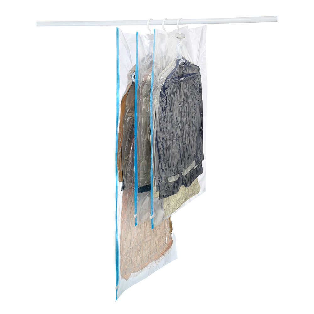Whitmor 3-pack Spacemaker Hanging Bags
