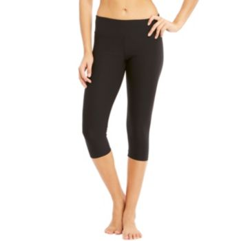 Women's Bally Total Fitness Yoga Capris