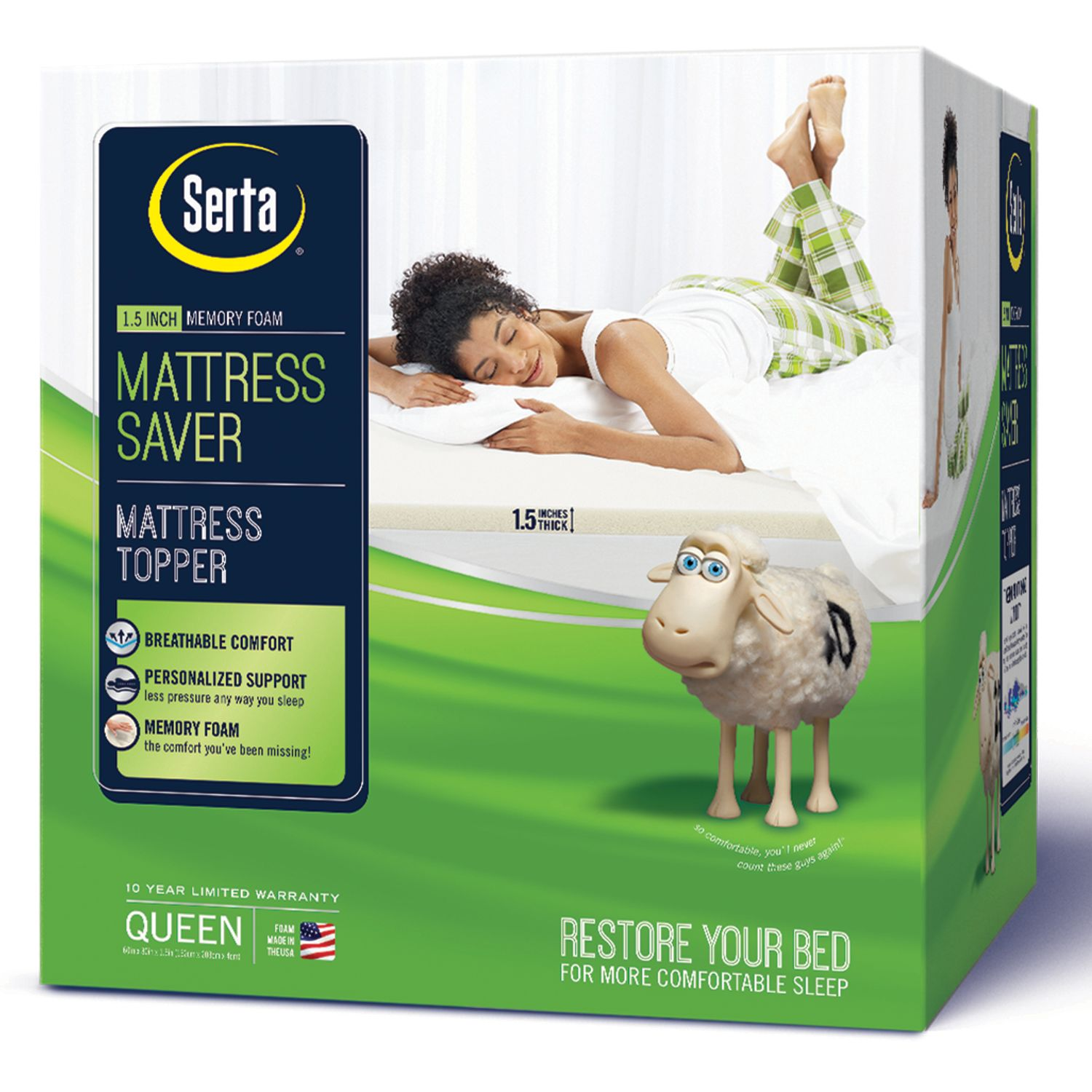bed protector king mattress ebay waterproof size cover hypoallergenic s en us buy soft pad topper