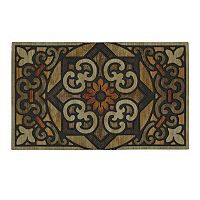Mohawk® Home Metal Relief Scroll Doormat - 18'' x 30''