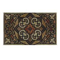 Mohawk® Home Metal Relief Scroll Doormat - 18'' x 30''