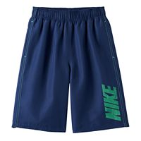 Boys 8-20 Nike Swim Logo Swim Trunks