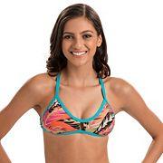 Women's Dolfin Bellas Print Bikini Top