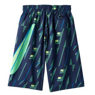 Boys 8-20 Nike Swoosh Swim Trunks