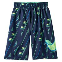 Boys 8-20 Nike Swoosh Swim Trunks