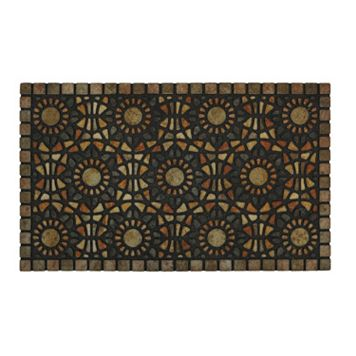 Mohawk® Home Entranced Mosaic Medallion Doormat - 18'' x 30''