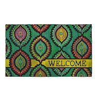 Mohawk® Home Bohemian Ogee ''Welcome'' Doormat - 18'' x 30''