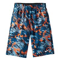 Boys 8-20 Nike Watercamo Swim Trunks