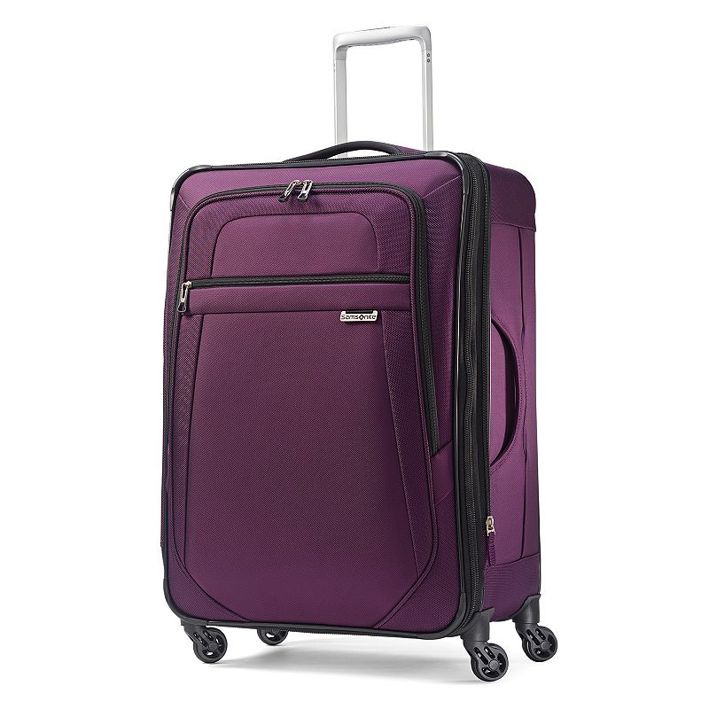 Need something more versatile or durable than your average piece of luggage? Protect your invaluable cargo and maneuver around the airport with ease with hardside luggage sets and spinner luggage sets from trusted brands like Samsonite, Travelpro, American Tourister, and Protocol.