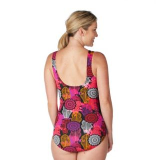 Women's Dolfin Moderate Scoopback One-Piece Swimsuit