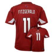 Boys 8-20 Nike Arizona Cardinals Larry Fitzgerald Game NFL Replica Jersey