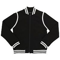 Boys 4-7 French Toast Fleece-Lined Varsity Jacket