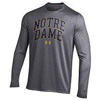 Men's Under Armour Notre Dame Fighting Irish Logo Tech Tee