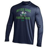 Men's Under Armour Notre Dame Fighting Irish Logo Tech Tee