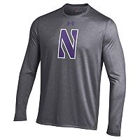 Men's Under Armour Northwestern Wildcats Logo Tech Tee