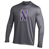 Men's Under Armour Northwestern Wildcats Logo Tech Tee