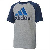 Boys 8-20 adidas Big Logo Raglan Tee