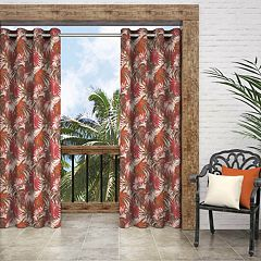 Parasol 1-Panel Key Biscayne Indoor / Outdoor Curtain