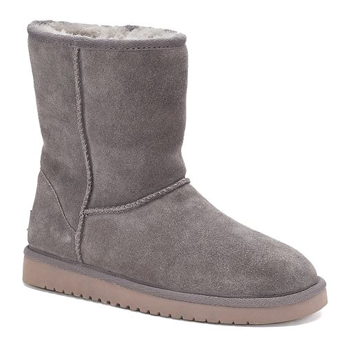 c4e3cc497cc Koolaburra by UGG Classic Short Women's Winter Boots