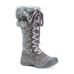 MUK LUKS Gwen Knit Women's Waterproof Winter Boots
