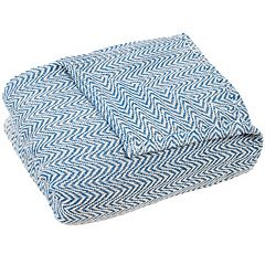 Chevron Cotton Blanket