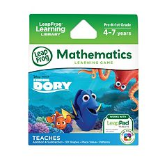 Disney / Pixar Finding Dory Learning Game by LeapFrog
