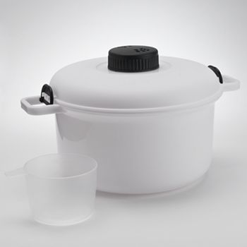Chef Buddy Micromaster Microwave Pressure Cooker
