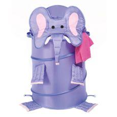 Kohls Whitmor Collapsible Elephant Hamper