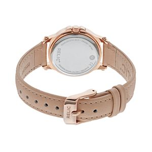 Relic by Fossil Women's Matilda Leather Watch