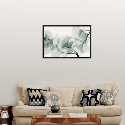 Art.com Ginkgo Dance Framed Wall Art