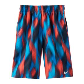 Boys 8-20 Nike Stream Swim Trunks