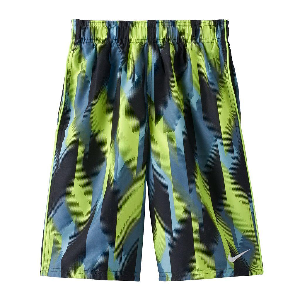 Boys 8-20 Nike Stream Swim Trunks