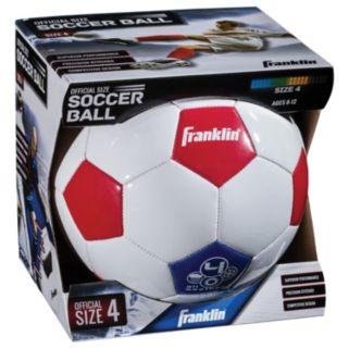 Franklin Sports Size 4 USA Soccer Ball