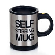 Chef Buddy 15-oz. Self Stirring Coffee Mug