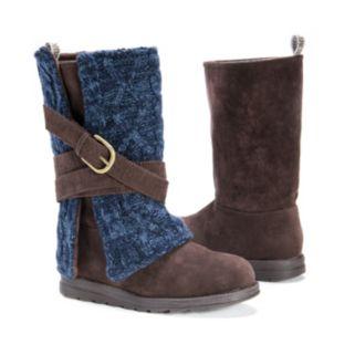 MUK LUKS Nikki Women's Water-Resistant Boots