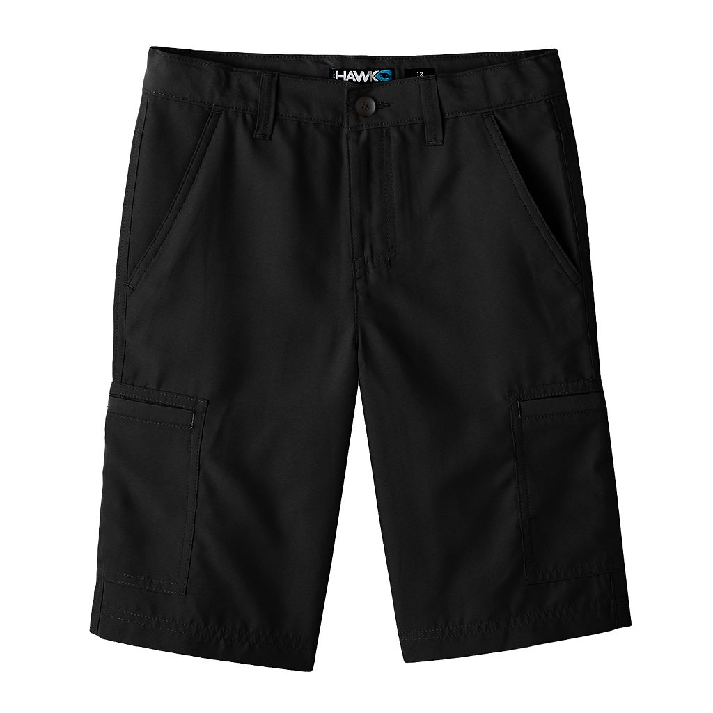 Boys 8-20 Tony Hawk® Solid Cargo Shorts