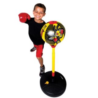 Youth Franklin Sports Stinger Bee Floor Standing Speed Bag