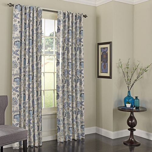 Eclipse Thermalayer Blackout 1 Panel Nina Window Curtain