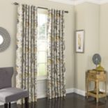 eclipse Thermalayer Blackout 1-Panel Nina Window Curtain