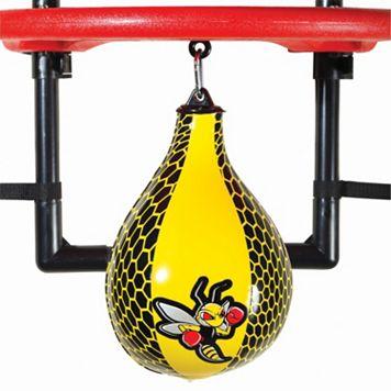 Franklin Sports Stinger Bee Over The Door Speed Bag