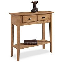 Leick Furniture Classic Console Table
