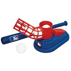 Franklin Sports MLB Pop A Pitch Pitching Machine